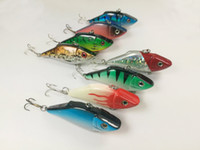 Wholesale insect lures resale online - Fishing Lures Lure Fishing Bait Crankbait Fishing Vib Tackle Insect Hooks Bass g cm