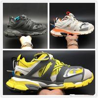 ingrosso pista b-Traccia Sneakers Tess S Gomma Trek Low Sneakers Traccia 3M MAILLE Fashion Shoes Scarpe da jogging da esterno
