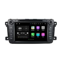 Wholesale mazda android car dvd player for sale - Group buy 1024 din quot Android Car DVD Car Radio GPS Multimedia Head Unit for Mazda CX CX With GB RAM Bluetooth G WIFI Mirror link