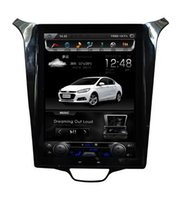 """Wholesale chevrolet gps - 10.4"""" tesla style vertical screen android 6.0 32G Car GPS radio Navigation for Chevrolet Cruze,Daewoo Lacetti, Holden 2015-2018"""