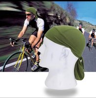 Wholesale Active Clean - Outdoor Cycling Cap Quick Dry Clean Shawl Headband Head Scarf Men Summer Running Riding Headscarf EEA305