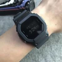 g шокирующие часы оптовых-Новое прибытие G стиль шок часы высокое качество случайные мужские наручные часы открытый спорт Waterpoof часы хронограф кварцевые часы