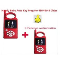 Wholesale bmw car chip programmer for sale - Group buy New Russia Portuguese Version V8 Handy Baby G Funtion Car Key Prog Auto Key Programmer for D Chips G Chip Copy Function