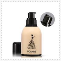 aceites desnudos al por mayor-Alta calidad Hidratante fashionliquid base de maquillaje corrector blanqueamiento natural que aclara el maquillaje nude líquido BB aceite de crema crema a prueba de agua