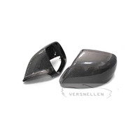 Wholesale audi sq5 for sale - Q5 TOP Quality PU Protect Carbon Mirror Caps for Audi Q5 SQ5 up Q7 Replacement Side Mirror Cover