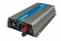 inversor de onda pura al por mayor-Grid Tie Inverter Función 1000 W MPPT Onda sinusoidal pura 110V O 220V salida 20-45V Entrada Micro en rejilla Tie Inverter 60 células de 72 celdas solares
