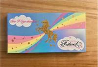 палитра жизни оптовых-Новейшие Too F LIFES Палитра теней для век Festival Too F CED 12 цветов Персики Тени для век Косметика