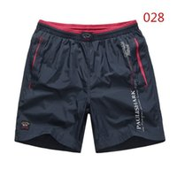 Wholesale business casual pants - NEW Italy SHARK Yachting Shorts 2018 Brand MEN'S FASHION SUMMER SHORTS Italian brand Paul Beach pants business casual Yachtings shorts