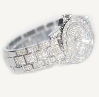 Wholesale daily watch - Rhinestone Bracelet Watches Womens Quartz Watches Fashion Trends Luxury Warches for Daily Wear