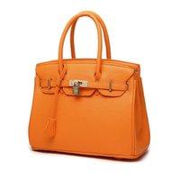 el çantası deri orijinal markalı toptan satış-Ünlü Marka Kılıf çanta lüks kadın Hakiki deri Çanta Moda bayan Çanta Fabrika toptan Stok Gerçek Görüntü