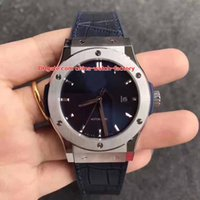 Wholesale 2892 watch - 4 Style Best Quality Watch JJ Factory 42mm 511.NX.7070.LR Stainless Steel Swiss HUB1112 SW300 2892 Movement Automatic Mens Watch Watches