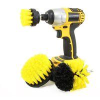 outils de surface achat en gros de-3-en-1 tête de brosse électrique pour cuisine de plancher pour baignoire