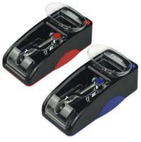машина для производства сигарет оптовых-Табачными изделиями автомат электронный электрический подвижной ролика сигарет GERUI УА/ЕС зарядное инструмента производитель инжектор 15шт CCA10437