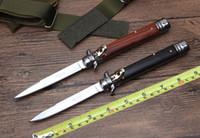 mangas de nylon venda por atacado-Faca automática do ramo da faca do ácido do FOX do italiano faca automática (11