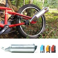 bisiklet döngüsü çanları toptan satış-BONUS Ile çocuklar Çocuk Bisiklet Bisiklet Çan Egzoz Sistemi Motosiklet Dolum 3-Pack Bisiklet Boynuz Bmx Mtb Bisiklet Aksesuarları