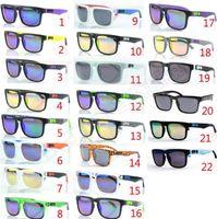 Wholesale spy sunglasses black - Spied Ken Block Helm Sunglasses Fashion Sports Sunglasses Oculos De Sol Sun Glasses Eyewear 22 Colors Glasses OOA5096