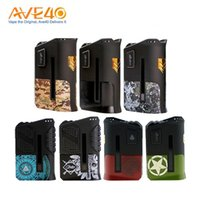 Wholesale Racing Badge - Limitless Arms Race 200w Box Mod Gold Badge 510 Connection Matching with Smok TFV12