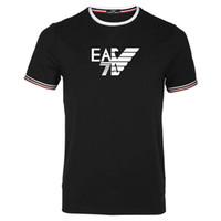 chemise col tricoté achat en gros de-VOST2018 T-shirt à manches courtes pour hommes VOST2018 chandail tricoté été nouveau coton Tee-shirt col rond pour hommes