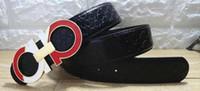 Wholesale belts for women big size resale online - New belt big buckle belts designer belts luxury belt high quality belts for men women leather belt