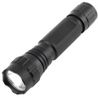 Wholesale T6 LED aluminum waterproof flashlight outdoor lighting white light flashlight