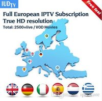 Wholesale FREE years Live IPTV TV Channel subscription M3U ENIGMA2 Android IPTV ITALY German Sweden Spain UK Sports IPTV subscription