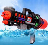 ingrosso colpo d'azione-Vendita calda !!! Giocattoli per ragazzi di alta qualità Grande pistola ad acqua Gioco di sport Pistola ad alta pressione Soaker Pump Action Pull Toy Pistola ad acqua