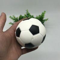 basketbol yenilikleri toptan satış-Futbol Futbol Squishy Oyuncaklar Beyzbol Basketbol Voleybol Yavaş Yükselen Jumbo Sıkmak Telefonu Takılar Krem Ekmek Yenilik Stres Rahatlatıcı Hediye