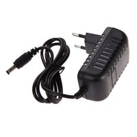 Wholesale 3v Converter - AC DC Adapter DC 3V 1A AC 100-240V Converter Adapter Charger Power Supply EU Plug Power DC 5.5 x 2.5MM 1000mA Charger