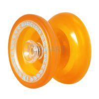 truques de yoyo 1a venda por atacado-MAGICYOYO Yo-yo profissional plástico responsivo de YOYO K1 do ABS para o jogo do truque da corda de 1A 3A 5A