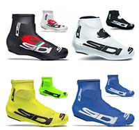 чехол для обуви велосипед оптовых-Велосипед пылезащитный Велоспорт галоши унисекс MTB велосипед Велоспорт обувь обложка / ShoeCover спортивные аксессуары езда про шоссейные