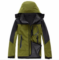ingrosso giacca softshell-2018 Mens nord Denali Fleece Apex Bionic Giacche Outdoor Antivento impermeabile Casual SoftShell Warm Face Cappotti Signore