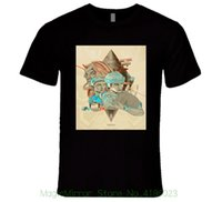 diseños modernos de la camiseta al por mayor-Cartel de Tron Modern Design, personajes de dibujos animados T Shirt Cool T-shirts Designs Best Selling Men