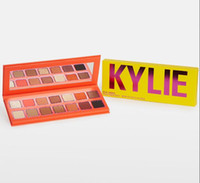 Wholesale radiant cosmetics for sale - 2018 New Arrived Kylie Cosmetics The Summer Palette Colors KyShadow and The SORTA Sweet Palette Colors Kyshadow freeship