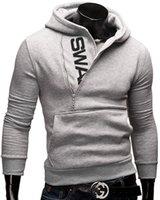 ingrosso 6xl assassini creed hoodie-Cotone 6XL Felpe con cappuccio da uomo di marca di moda Felpa Tuta da uomo Cerniera Giacca con cappuccio Abbigliamento sportivo casual Moleton Masculino Assassins Creed