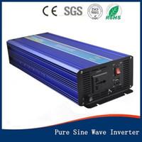 inversor de la red de energía solar al por mayor-2000w DC110V a AC220V 50Hz / 60Hz conexión a la red de onda sinusoidal pura inversor de la energía hidroeléctrica del viento solar Ciudad de electricidad complementaria de alimentación Inverte