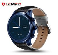 kostenloses wifi für handys großhandel-Sicherheit Ausgezeichnetes System 5,1 Intelligenz Wrist Smart Watch Handy 2 16gb Steckkarte GPS WiFi Echtes Smartwatch Freies Verschiffen
