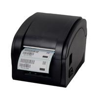 Wholesale Adhesive Printer - High quality Qr code sticker printer barcode printer Thermal adhesive label clothing label