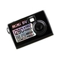 dv mega toptan satış-5 Mega Piksel Mini Kamera Hareket Sensörü ile En Küçük DV Webcam Dijital Video Ses Kaydedici DVR HD Kamera Gizli Mikro Kam