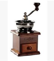 mit fräsmaschine groihandel-Handkaffeemaschine Handschleifmaschinen Kaffeemühle Kaffeemaschinen Bohnenmaschine Retro Kaffeemaschine für den Heimgebrauch