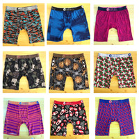 Promotion !Random styles Hot Ethika Men's Staple underwear sports hip hop rock excise underwear skateboard street fashion streched quick dry