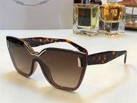 quadros t venda por atacado-A mais recente moda feminina óculos de sol geométricas de corte frameless frame Conecte o estilo de design da lente de alta qualidade 16 T de proteção UV eyewear