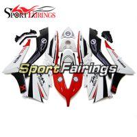 ingrosso zx6r plastic parts-Nuove carene complete per moto Yamaha TMAX XP530 T-MAX XP530 2015 2016 Kit corpo moto in plastica ABS Bianco Rosso Carrozzeria nero