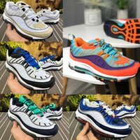 Wholesale leather boots for sale - Sales promotion!! 98 Gundam shoes Running Shoes For Men and Women Men's Sport Boots Women's Sneakers shoe Man 98 Mens Sports Shoes Sneaker