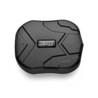 ingrosso tracker gps tkstar-GPS Tracker Car TKSTAR TK905 5000mAh 90 giorni in standby 2G Tracker GPS Localizzatore GPS Magnete impermeabile Monitoraggio Web gratuito APP