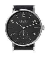Wholesale Clock - BRW Mens Watches Brand Luxury nomos Famous Watches Fashion Casual Leather Men Watches Quartz Watch Clock Men Relogio Masculino Drop Shipping