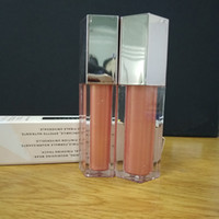Wholesale glow gloss - Free Shipping Beauty glow lip gloss By Rihanna GLOSS BOMB Universal Lip Luminizer Glow color Longlasting Makeup In Stock