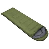 sacs de couchage d'hiver pour adultes achat en gros de-Étanche 1.8 mètre Adulte 3 Saison Sommeil Équipement Sacs Voyage En Plein Air Chaud Multifonction Randonnée Camping Sommeil Sac