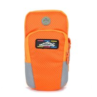 Wholesale passport travel bag wallet pouch resale online - 2019 new nylon arm bag Waterproof Man Chest pack Shoulder Bags women chest pack muscle men back Travel Pouch