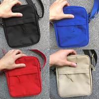 Wholesale cross body bags for sale - Sup th Pack Chest Unisex Fanny Pack Fashion Waist Bag Men Canvas Hip Hop Belt Bag Men Messenger Bags ss Small Shoulder Bag