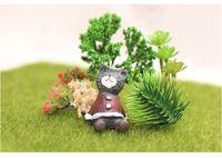 пластиковый искусственный мх оптовых-День Земли Высококачественный искусственный пластиковый завод Небольшие моховые газоны, искусственная трава, рождественский миниатюрный сад, домашний декор,